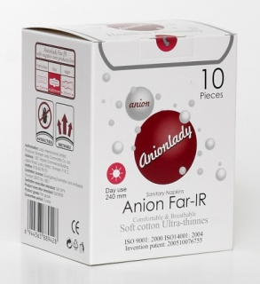 DHV Lady Anion Ultra Denní 10ks