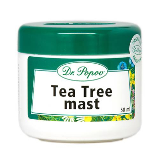 TEA TREE MAST 50ml
